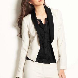 ANN TAYLOR Shawl Tuxedo Jacket